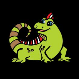 Iggy V., the iguana